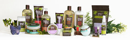 hugo naturals organic skin care