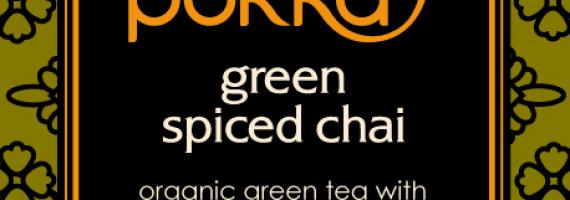 GREEN SPICED CHAI®