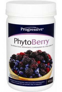 full body antioxidants PhytoBerry-vanilla