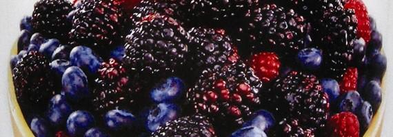 Berry Vanilla Shake Recipe
