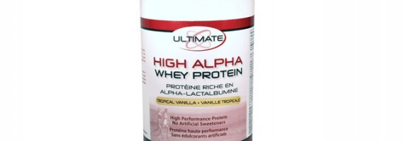 High Performance Protein Powder - the Secret to a Healthy Metabolism