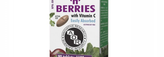 AOR's Beets 'n' Berries™ - Vitamin C Supplement Benefits