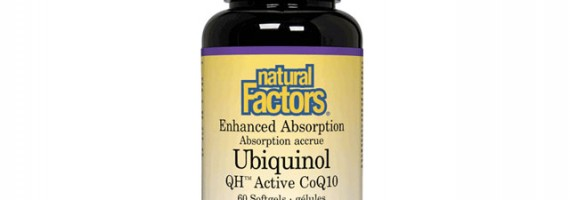 Ubiquinol QH™ Active CoQ10 Supplements; now the best is even better