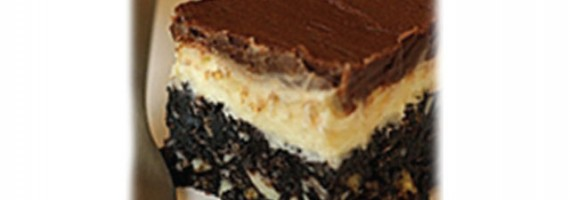 Healthy Nanaimo Bar Recipe