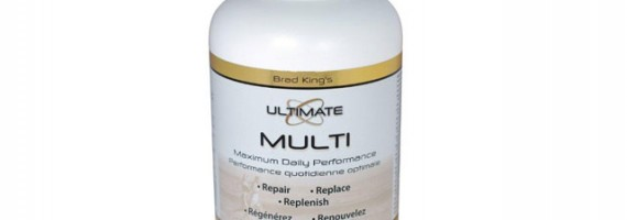Ultimate Multi Maximum Daily Performance - Multivitamin with Minerals