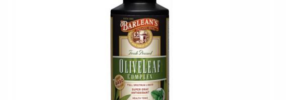 Barlean's Olive Leaf Complex Tea Recipe