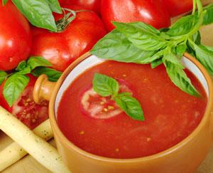 tomato soup recipe - cleanse recipe