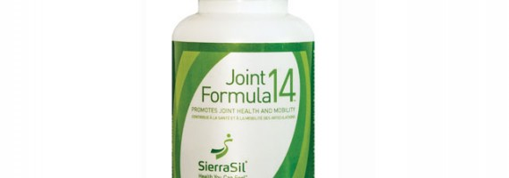 SierraSil for Arthritis, Osteoporosis and Joint Stiffness