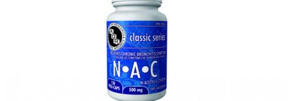 NAC cysteine antioxidant