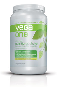 VegaOne nutritional shake - plant based supplement
