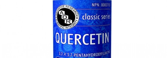 Quercetin and AllerQue - Allergies: Inflammation At The Root