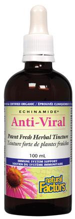 Natural Factors antiviral