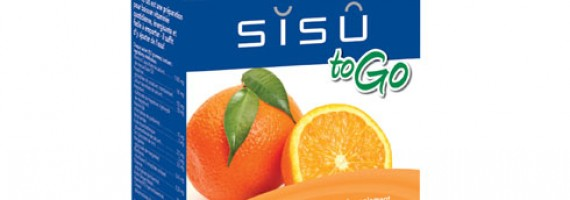 SISU To Go Ester-C Energy Boost