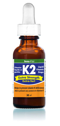 Vitamin K2 drops Xtra strength 30ml