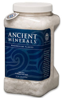 magnesium bath salts - ancient minerals