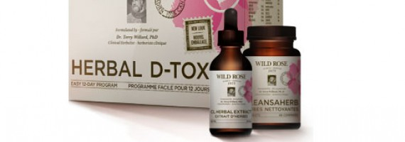 Detox Cleanse - Out With The Old and In With The New