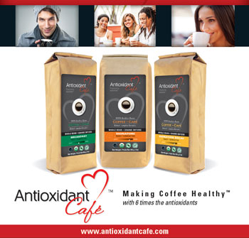 antioxidant coffee
