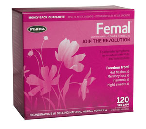 Femal flower extract