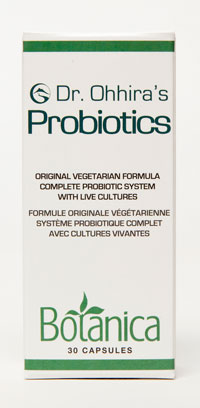 Dr Ohhira probiotics box