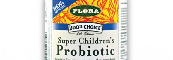 Udo's Choice Probiotic - Toddler and Children's Fomulas