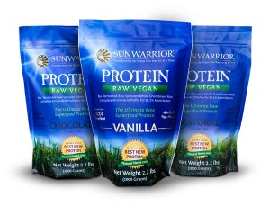 sunwarrior plan tbased protein