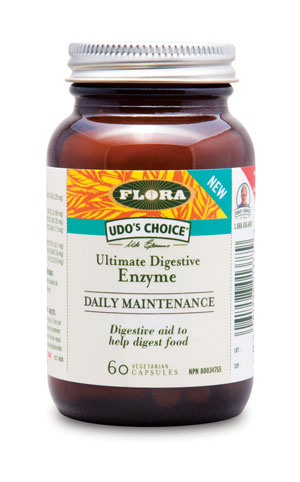 Udos Enzymes for digestion
