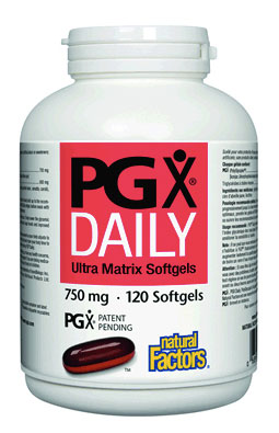 PGX Daily Ultra Matix 750mb Softgels
