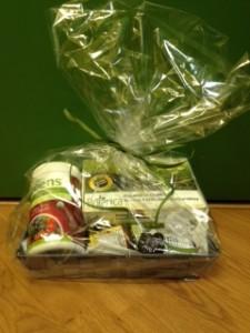 vitamin gift basket