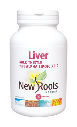 NewRoots Milk-Thistle Liver