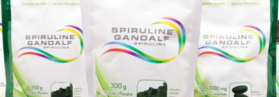 Gandalf Hawaiian Spirulina Pacifica