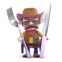 photodune-7096044-3d-cowboy-knife-and-fork-m