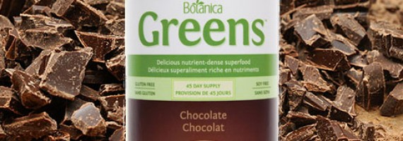 Botanica Immune-Boosting Mint Hot Chocolate