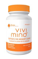 VIVImind supplement for memory