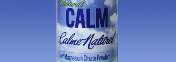 Reduce Stress with Natural Calm