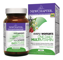 new chapter one daily multivitamin for women