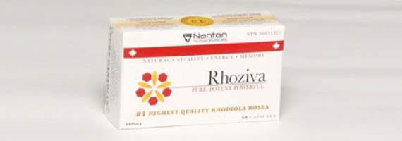 Rhodiola - to reduce stress and anxiety, enhance mood