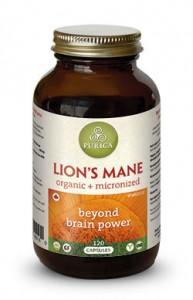 Lions Mane Purica brain supplement