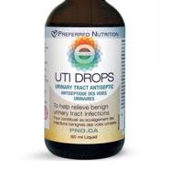 UTI drops