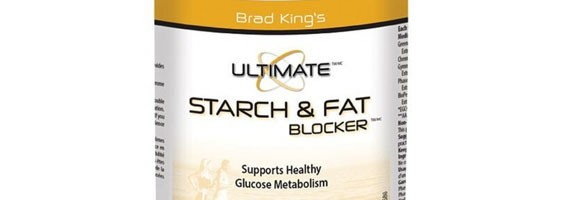 Brad King's Ultimate Starch & Fat Blocker