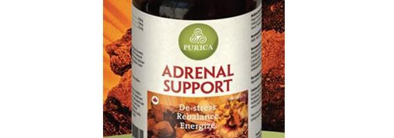 De-Stress. Rebalance. Energize. - Purica Adrenal Support