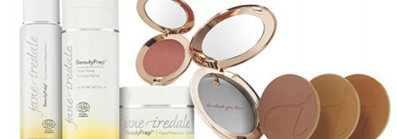 The Jane Iredale Beauty Prep program and the spring line of new colors have arrived!