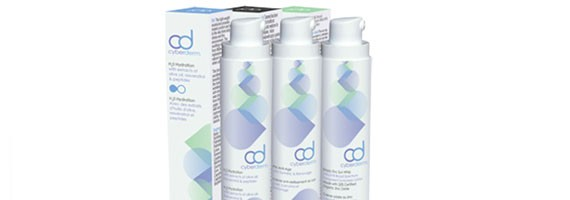 New! Cyberderm Sunscreens