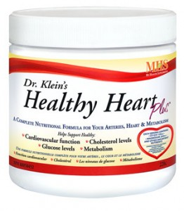 healthy heart Dr Klein 2016