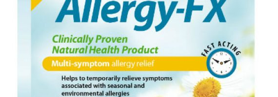 Natural Allergy Solution – New Allergy-FX®