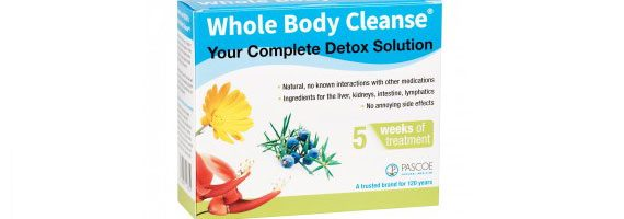 WHOLE BODY CLEANSE® - Cleansing from the inside out!