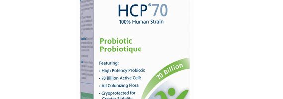 HCP®70 is a High Potency Probiotic