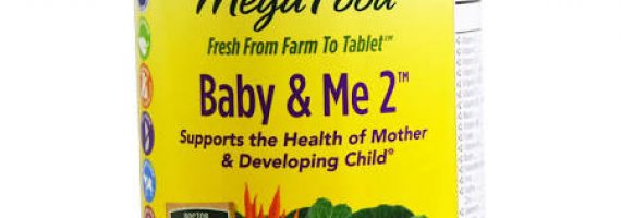 New! MegaFoods Baby and Me 2.