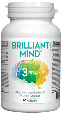 3Brains BrilliantMind supplement