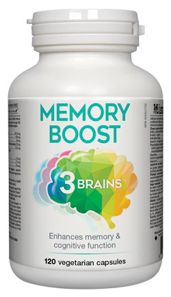 3Brains Memory Boost supplement