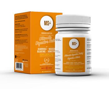 MS+ Herbal gastrointestinal remedy